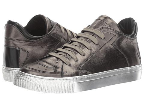 MM6 Maison Margiela Laminated Low Sneaker