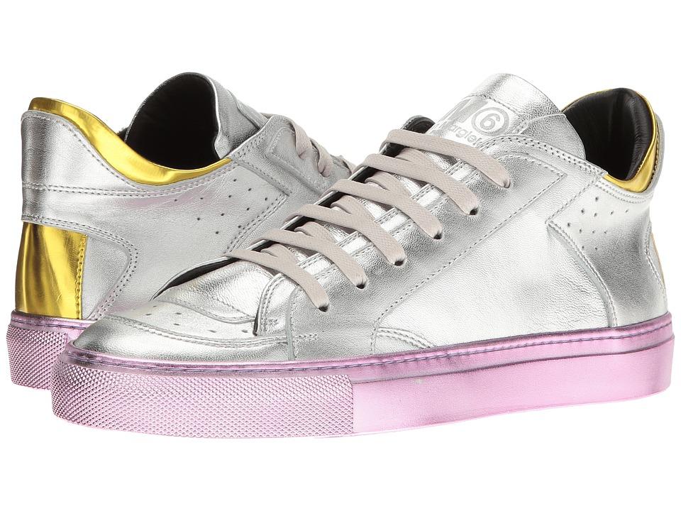 MM6 Maison Margiela - Laminated Low Sneaker