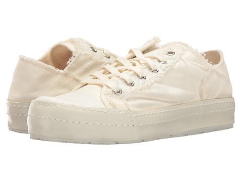 MM6 Maison Margiela Canvas Low Sneaker