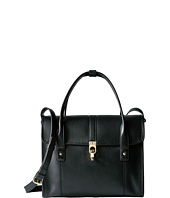 Tommy Hilfiger - Kira Convertible Satchel Pebble Leather