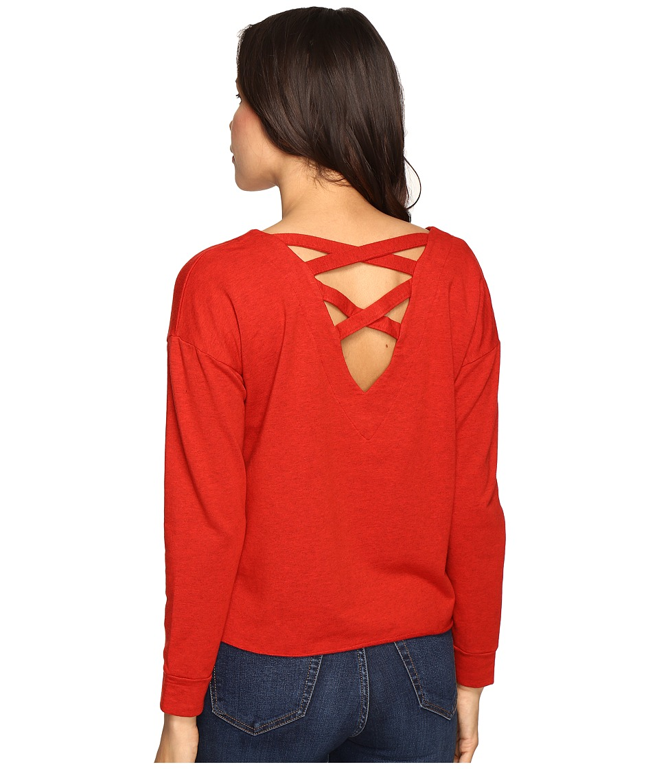 Splendid Crossback Top (Fiesta) Women