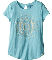 Lucky Brand Kids - Peasant Tee with Graphic (Big Kids)