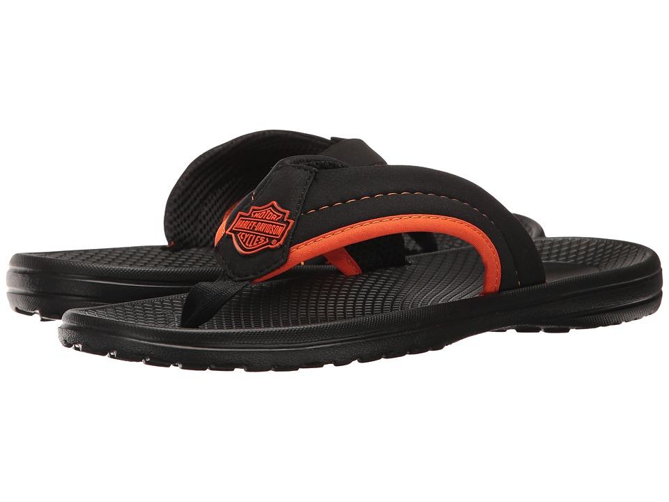 Harley-Davidson - Banks (Black) Mens Sandals