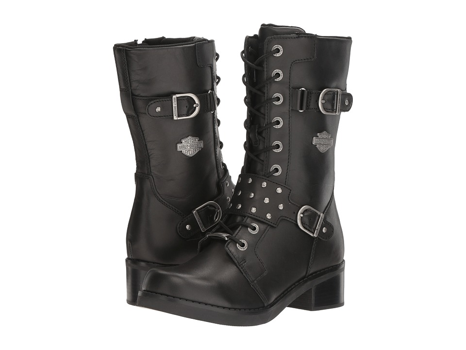 Harley-Davidson Merrion (Black) Women