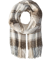 Free People - Loveland Plaid Fringe Scarf
