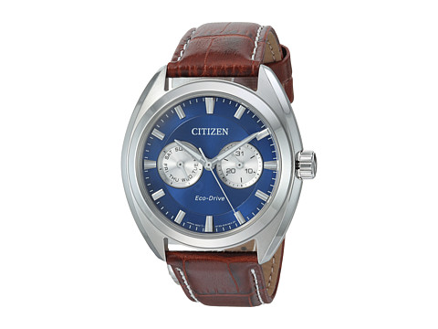 Citizen Watches BU4010-05L Eco-Drive - Brown