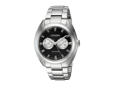 Citizen Watches BU4010-56E Eco-Drive - Silver Tone