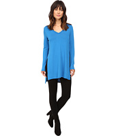 Karen Kane - Hi-Lo Sweater Knit Tunic