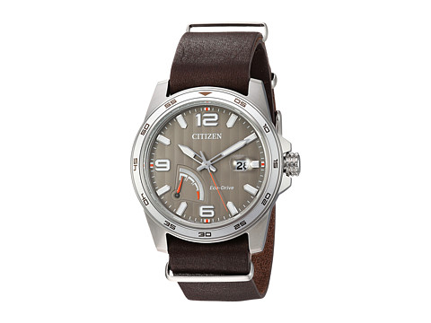 Citizen Watches AW7039-01H Eco-Drive - Brown
