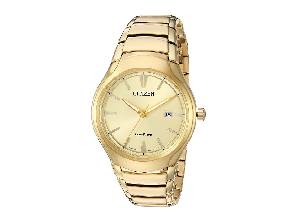 Citizen Watches - AW1552-54P Eco-Drive (Gold Tone) Watches