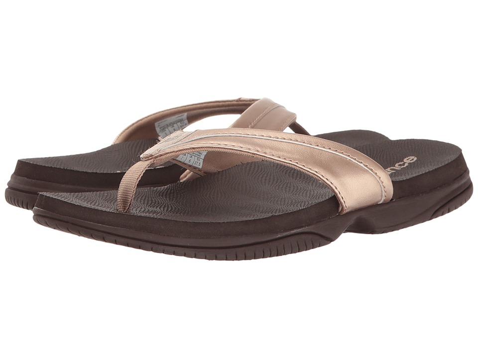 New Balance JoJo Thong (Rose Gold) Women