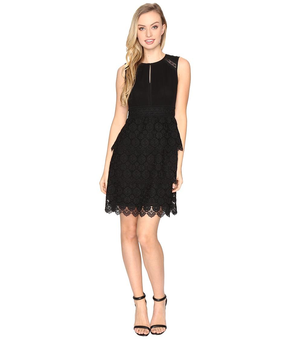 Nanette Lepore Dolcetto Dress (Black) Women