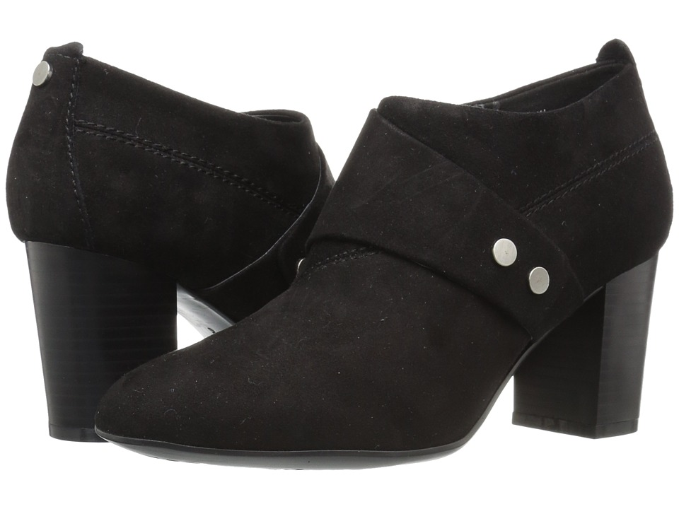 Easy Spirit - Aldea (Black Suede) Women