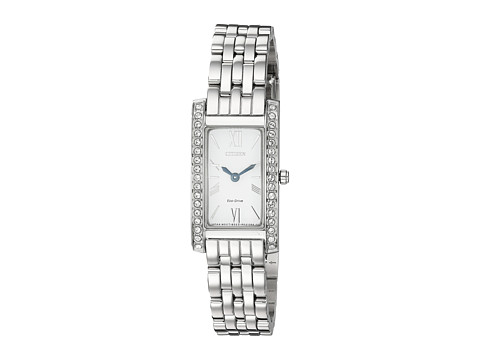 Citizen Watches EX1470-51A Eco-Drive - Silver Tone