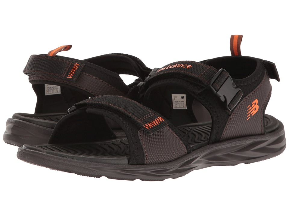 New Balance Response Sandal (Brown) Men