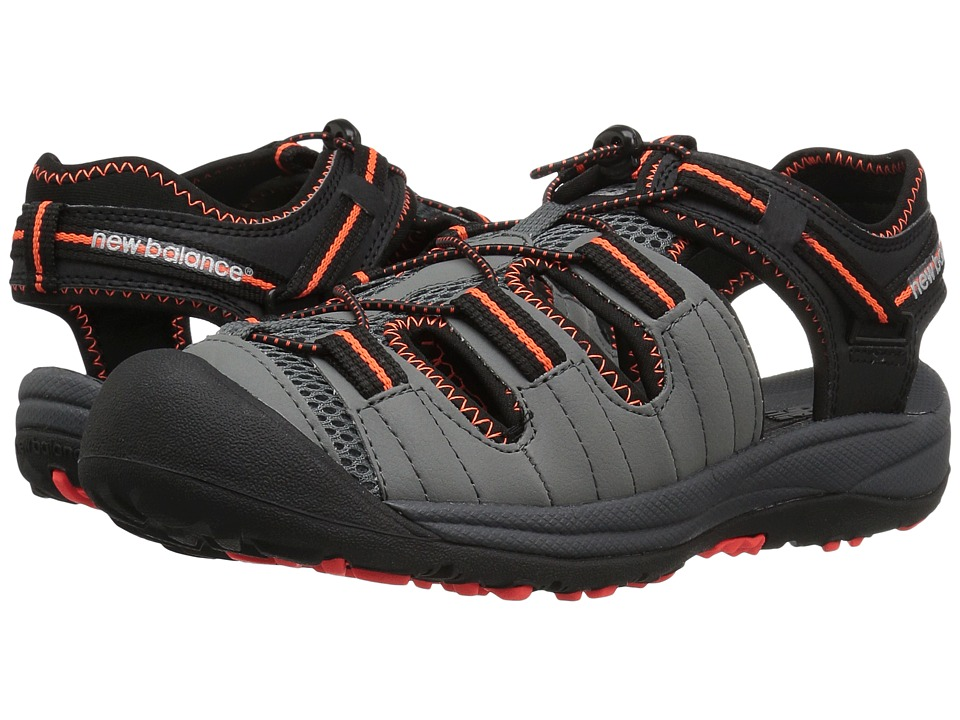 New Balance - Appalachian Sandal (Black/Orange) Mens Shoes