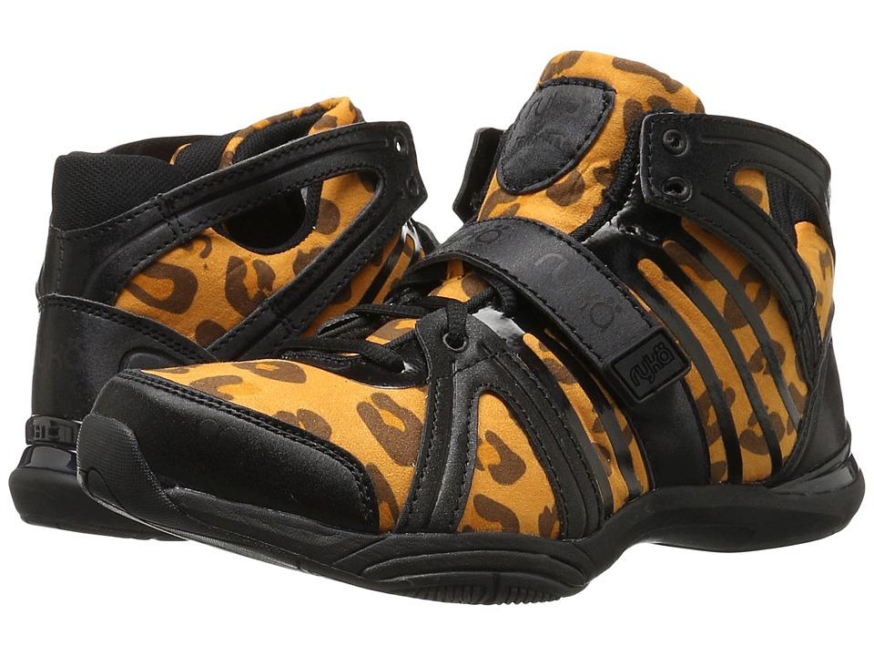 Ryka Tenacity (Leopard Multi/Black) Women