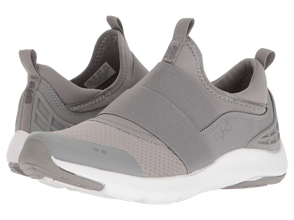 Ryka Elita (Frost Grey/Chrome Silver) Women
