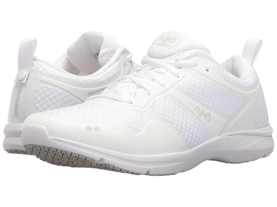 Ryka Sea Breeze SR (White/Vapor Grey) Women