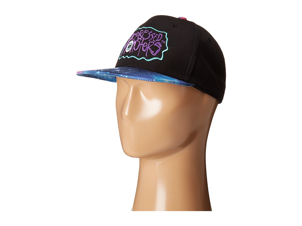 Depressed Monsters - Logo Snapback Hat (Yerman) Caps
