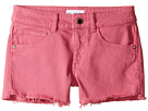 DL1961 Kids - Lucy Cut Off Shorts in Sherbet (Big Kids)