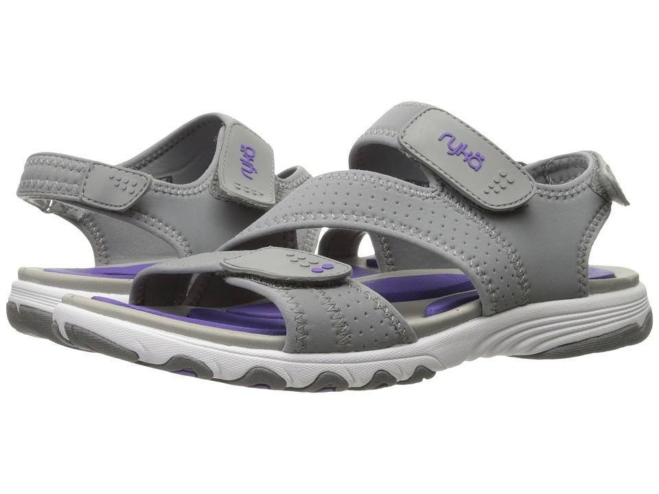 Ryka Dominica (Frost Grey/Ultra Violet) Women