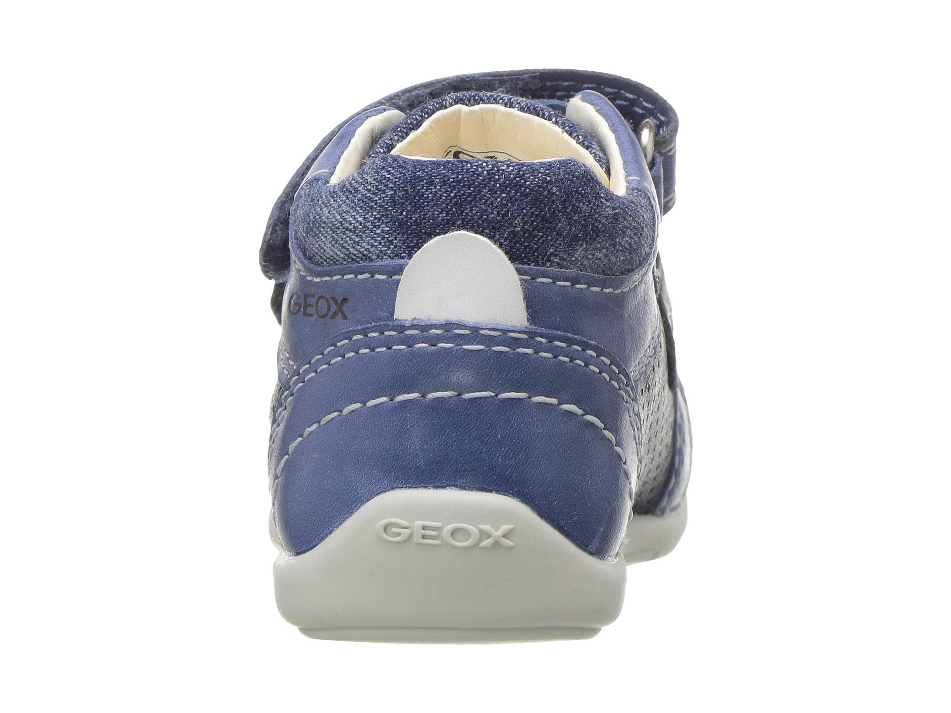 Geox Kids Baby Kaytan Boy 24 Infant Toddler at Zappos