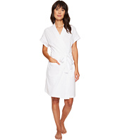 LAUREN Ralph Lauren - Brushed Terry Short Sleeve Kimono Robe