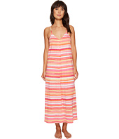 LAUREN Ralph Lauren - Striped Maxi Gown