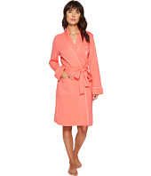 LAUREN Ralph Lauren - Essentials Quilted Collar and Cuff Robe