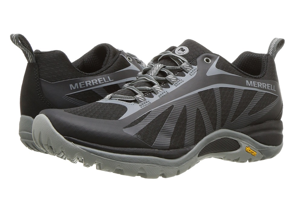 Merrell Siren Edge (Black) Women's Shoes