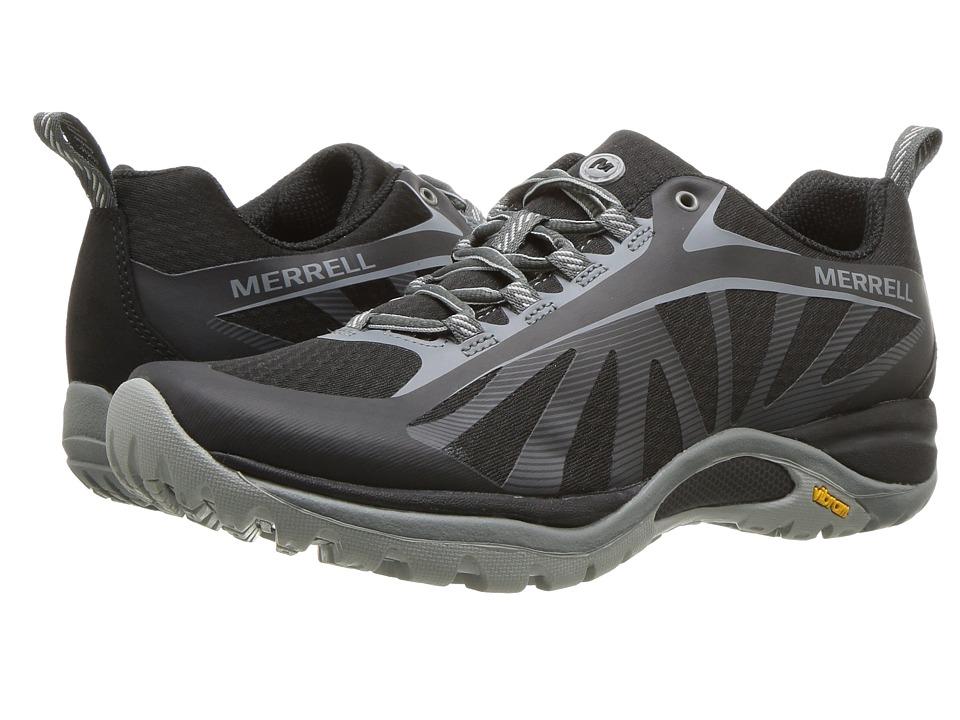 Merrell - Siren Edge (Black) Womens Shoes