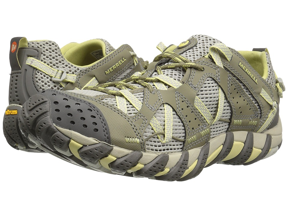 Merrell - Waterpro Maipo (Moss/Chardonnay) Womens Cross Training Shoes