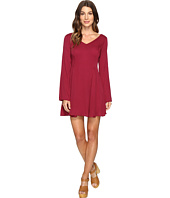 Brigitte Bailey - Gabriele Bell Sleeve Flared Dress