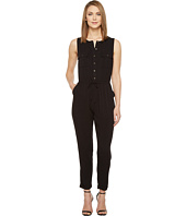 Brigitte Bailey - Ashton Sleeveless Button Up Jumpsuit