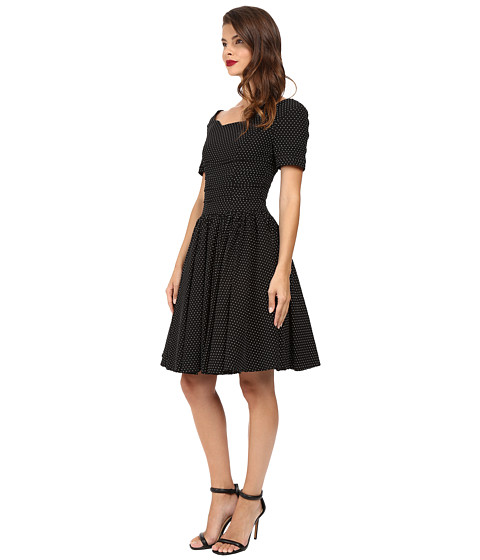 Cap Sleeve Holiday Dresses 51