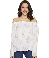 Brigitte Bailey - Evan Off the Shoulder Bell Sleeve Top