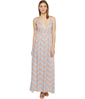 Brigitte Bailey - Colette Strappy V-Neck Maxi Dress