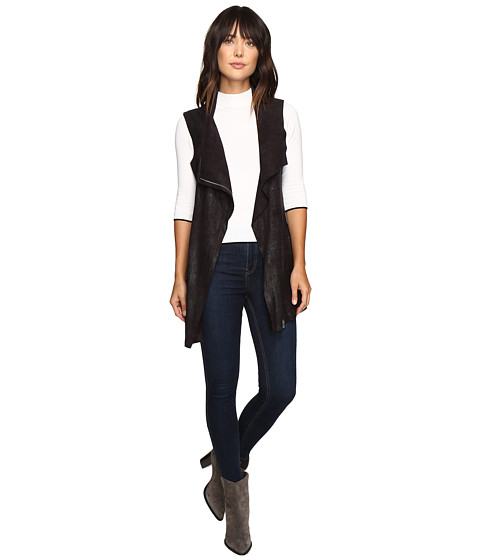 Calvin Klein Distressed Long Vest