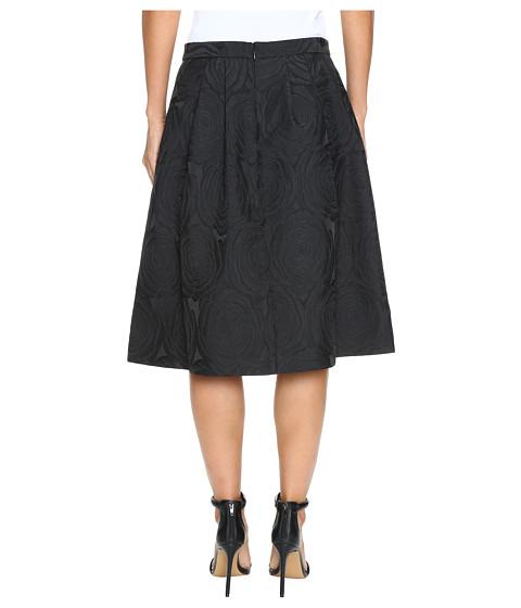 calvin klein a line jacquard skirt at 6pm