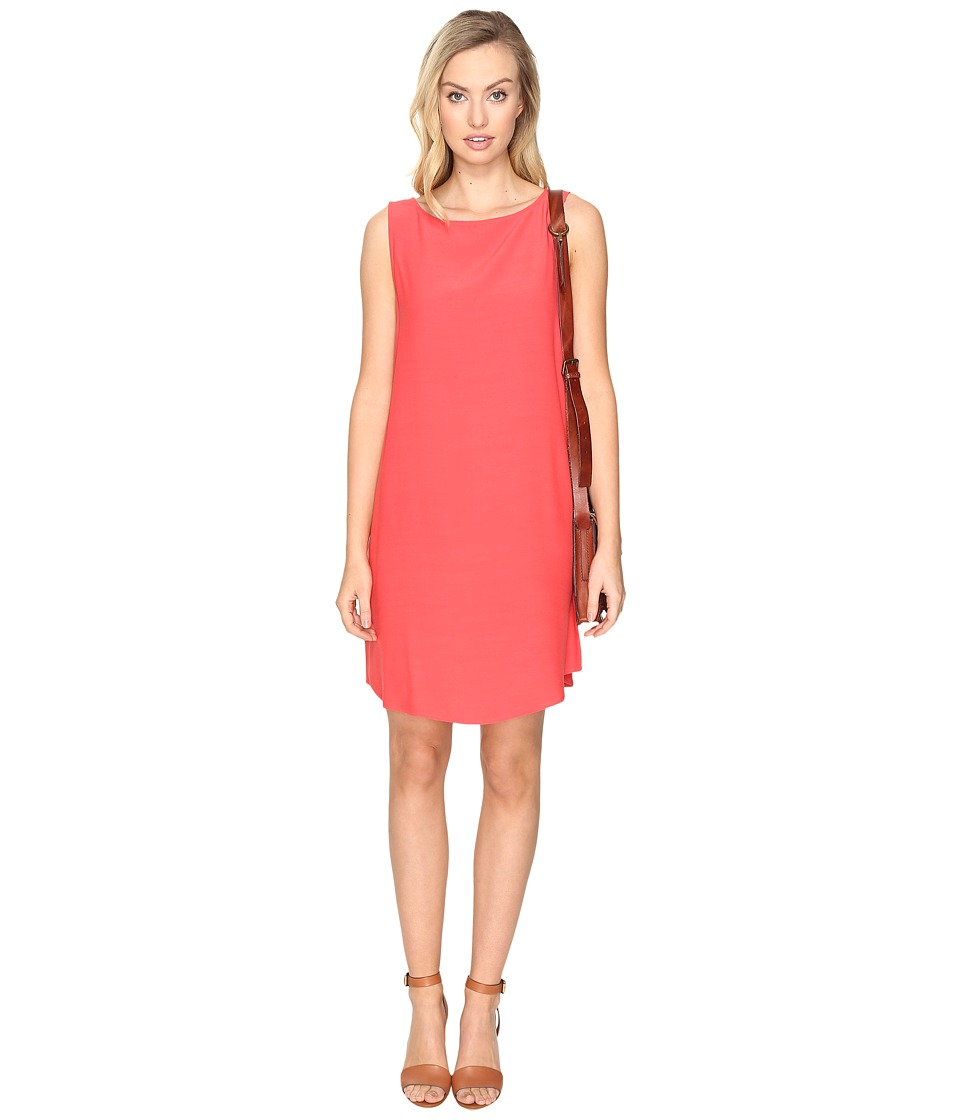 BB Dakota Jodi Shift Dress (Valentine Red) Women