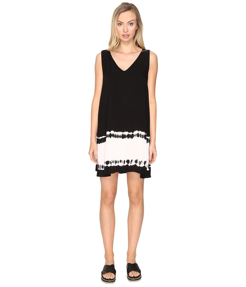 BB Dakota Kaley Ombre Shift Dress (Black) Women