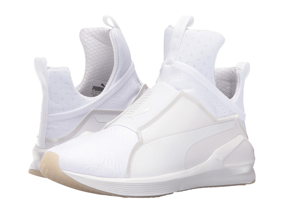 PUMA Fierce Bright (Puma White/Puma White) Women