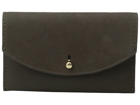 Skagen Flap Card Case - Heather