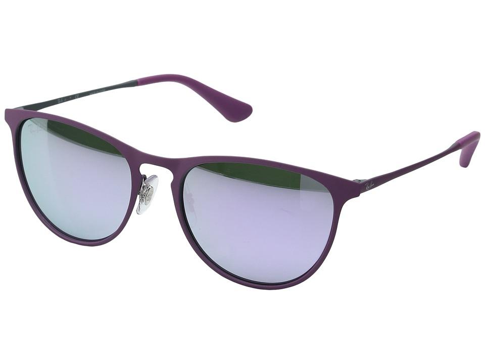 Ray-Ban Junior RJ9538S 50mm (Youth) (Pink/Lilac) Fashion Sunglasses