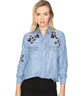 BB Dakota - Trent Embroidered Denim Shirt