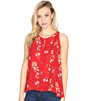 BB Dakota - Alton Front Tie Tank Top