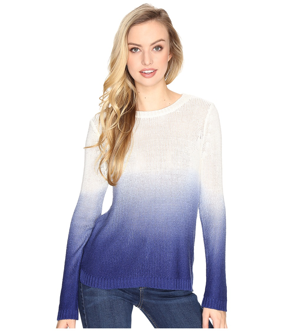 BB Dakota Hattie Ombre Pullover Sweater (Indigo) Women