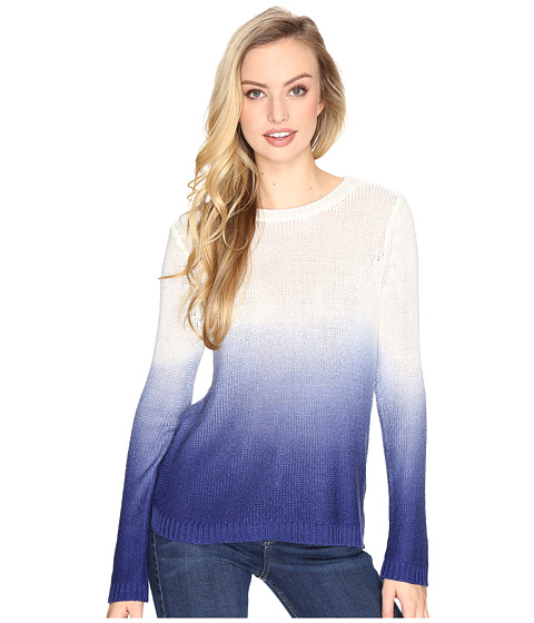 BB Dakota Hattie Ombre Pullover Sweater - Indigo