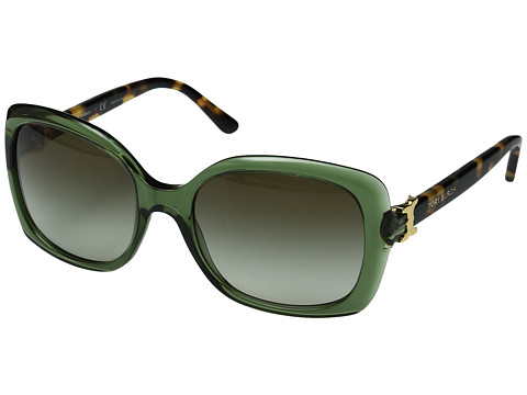 Tory Burch 0TY7101 - Tortoise/Green Gradient